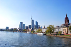 Frankfurt am Main, Germany Royalty Free Stock Images