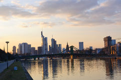 Frankfurt am Main, Germany Royalty Free Stock Photo