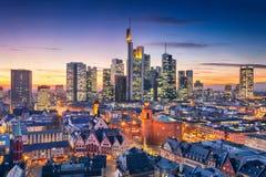 Frankfurt am Main, Germany. stock photo