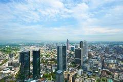 Frankfurt on Main, Germany Stock Image