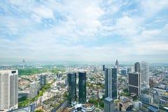 Frankfurt on Main, Germany Royalty Free Stock Photo