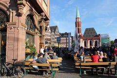 Frankfurt-on-Main, Germany Stock Images