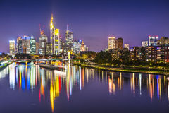 Frankfurt am Main Stock Image