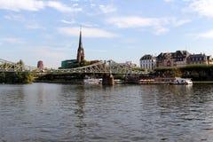 Frankfurt on the Main, Hesse, Germany Stock Photos