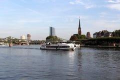 Frankfurt on the Main, Hesse, Germany Royalty Free Stock Photography