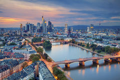 Frankfurt am Main. Royalty Free Stock Photos