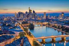 Frankfurt am Main. Stock Photography