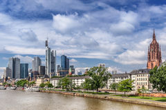 Frankfurt Am Main Stock Images
