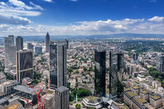 Frankfurt Am Main Royalty Free Stock Photography