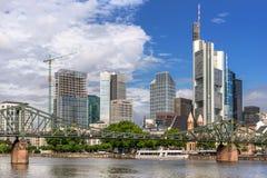 Frankfurt Am Main Stock Images