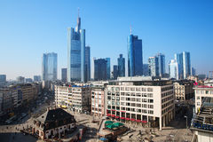 Frankfurt Royalty Free Stock Image