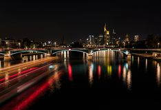 Frankfurt am Main - Skyline stock images