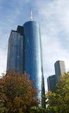 Frankfurt Main Tower Stock Image