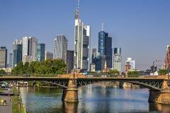 Frankfurt am Main. Royalty Free Stock Image