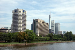 Frankfurt am Main Stock Photos