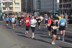 Frankfurt Marathon 2010 Stock Images