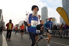 Frankfurt Marathon Royalty Free Stock Photography