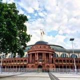 Frankfurt Messe Royalty-vrije Stock Afbeeldingen