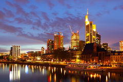 Frankfurt am Mine Royalty Free Stock Photos