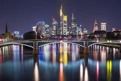 Frankfurt Niemcy zdjęcie royalty free