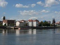 Frankfurt-Oderblick-3 Fotos de archivo
