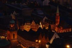 Frankfurt Römer Zdjęcie Royalty Free