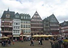 Frankfurt Romer royalty free stock photo