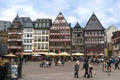 Frankfurt Romer Stock Images