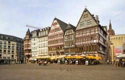 Frankfurt rynek Obraz Stock