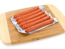Frankfurt Sausages Stock Image