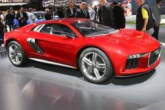 FRANKFURT - SEPT 10: Audi nanuk quattro concept shown at the 65t Stock Photo