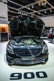 FRANKFURT - SEPT 2015: Brabus Mercedes-Maybach Rocket 900 presen Stock Image