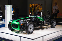 FRANKFURT - SEPT 21: Caterham Seven 165 prototype presented as w Stock Photography