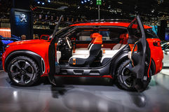 FRANKFURT - SEPT 2015: Citroen Aircross concept presented at IAA Stock Photography