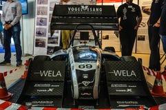FRANKFURT - SEPT 2015: HAWKS Racing HoX presented at IAA Interna Royalty Free Stock Photography