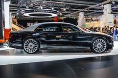 FRANKFURT - SEPT 2015: Mansory Bentley Continental GTC presented Royalty Free Stock Photo