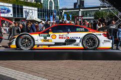 FRANKFURT - SEPT 2015: presented at IAA International Motor Show Stock Images