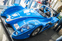 FRANKFURT - SEPT 21: Radical RXC presented as world premiere at Royalty Free Stock Photo
