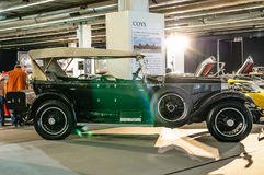 FRANKFURT - SEPT 2015: Rolls Royce Silver Ghost presented at IAA Stock Photos