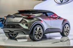 FRANKFURT - SEPT 2015: Toyta C-HR Concept presented at IAA Inter Stock Images