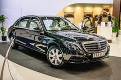 FRANKFURT - SEPT 2015: Trasco Premium Limousine Royalty Free Stock Photos