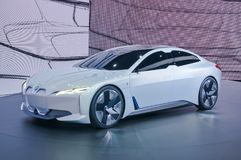 BMW i Vision Dynamics Stock Images