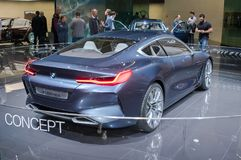 BMW 8 series Concept Stock Image