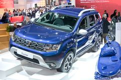 Dacia Duster Royalty Free Stock Photo