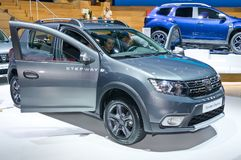 Dacia Sandero Stepway Stock Photos