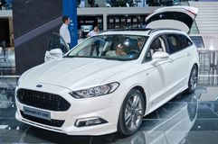 Ford Mondeo ST-Line Royalty Free Stock Photo
