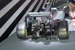 Mercedes-AMG F1 W08 EQ Power+ Stock Image