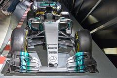 Mercedes-AMG F1 W08 EQ Power+ Royalty Free Stock Image