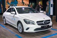 Mercedes-Benz CLA 180 Stock Photos