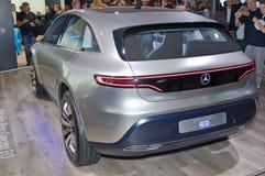 Mercedes-Benz Concept EQ Stock Image